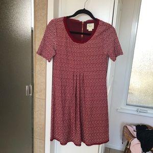 Maeve Anthropologie shift dress size xs